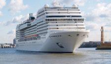 MSC Magnifica verlässt Hamburg: Im nächsten Jahr kommt die MSC Splendida