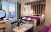 AIDA bietet neuen Service für Suitengäste