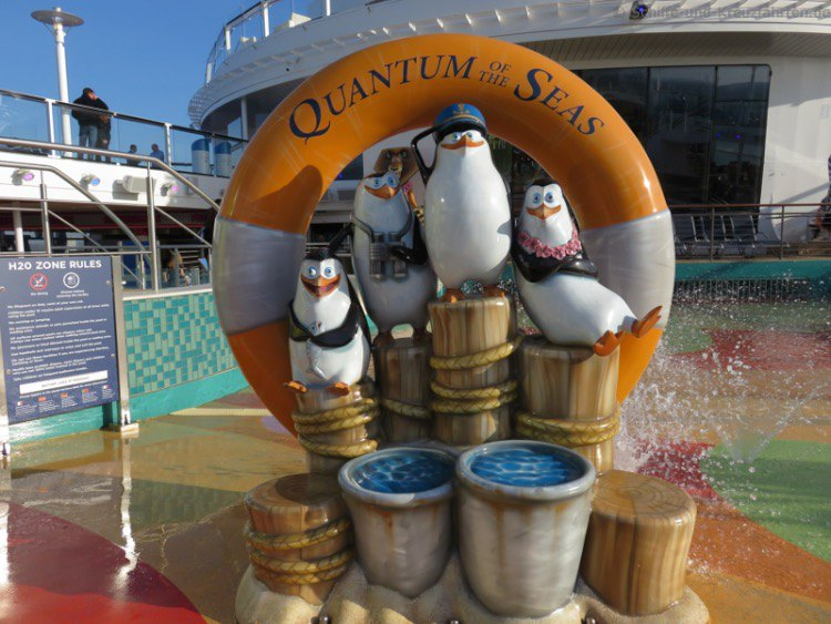 Quantum of the Seas - die ersten Bilder