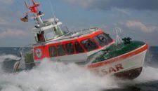 2.200 Einsätze hatten die Seenotretter der DGzRS in 2014