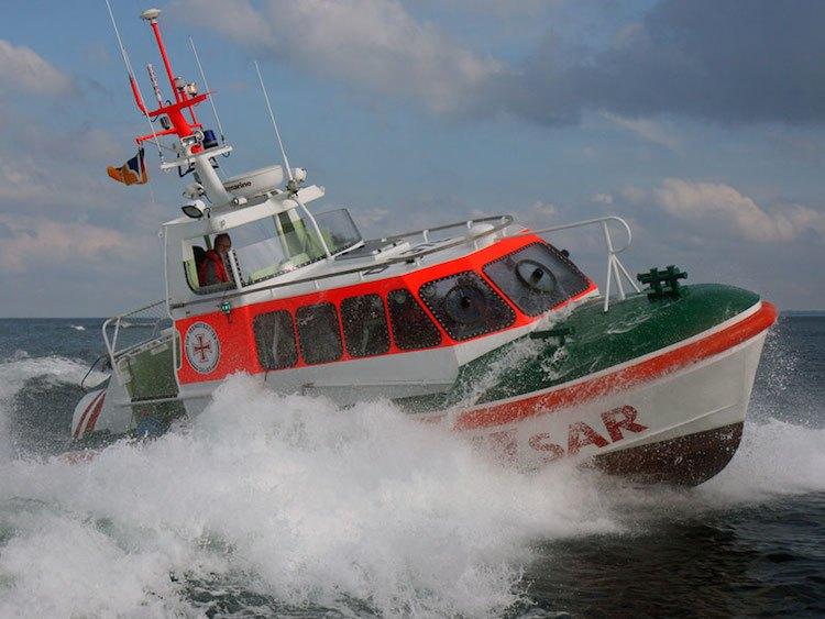 Seenotrettungsboot Karl van Well / © DGzRS