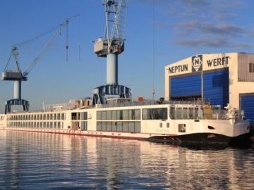 Neptun Werft Warnemünde / © Netpunt Werft