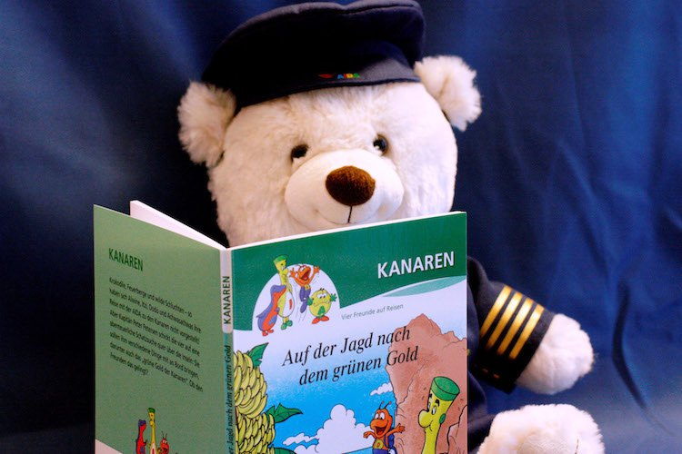 Reiseführer für Kinder von AIDA / © AIDA Cruises