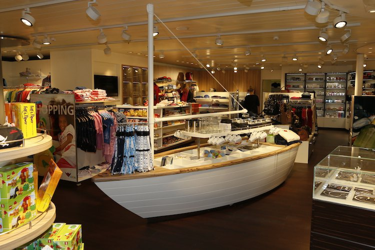 AIDAvita - AIDA Shop / © AIDA Cruises