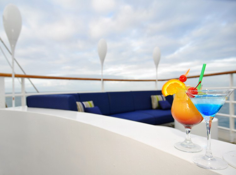 AIDAvita Seaside Lounge / © AIDA Cruises