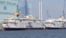 """Schmutzig: Scandlines-Fähren """"Berlin"""" & """"Copenhagen"""" müssen in die Werft"""