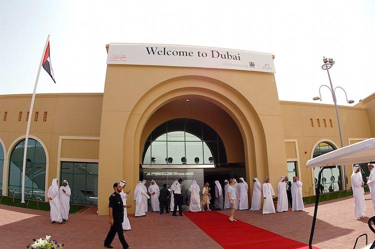 Das Dubai Cruise-Terminal