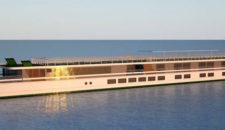 Elbe Princesse: Schaufelrad-Schiff für die Elbe von Croisi Europe