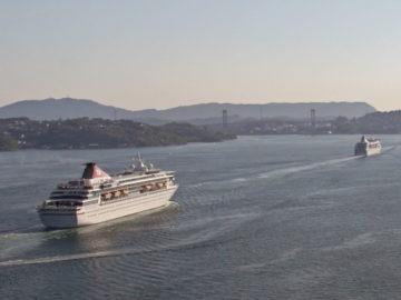 Kreuzfahrtschiffe Fred. Olsen Cruise Line / © Fred. Olsen Cruise Line