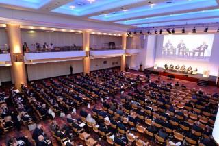 """Hansa-Forum 2014 in Hamburg / Schiffahrts-Verlag """"Hansa"""" GmbH & Co. KG"""