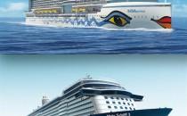 AIDA oder Mein Schiff: Vergleich – Wo liegen die Unterschiede?