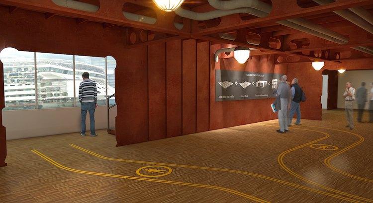 Meyer Werft Besucherzentrum / © Meyer Werft