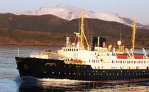 MS Nordstjernen: Mit dem Postschiff von Spitzbergen nach Hamburg