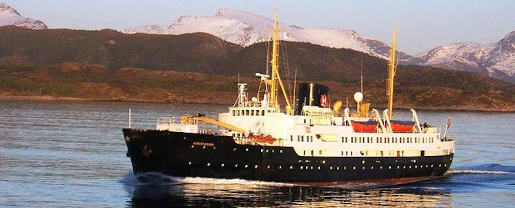 MS Nordstjernen / © Hurtigruten