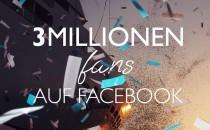 MSC Kreuzfahrten: 3 Millionen Facebook-Fans