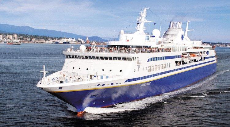 Celestyal Odyssey (ex Olympic Voyager) / © Semester at Sea