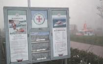 Spendenkasse der Seenotretter in Heiligenhafen geklaut