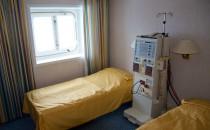 So funktioniert Dialyse auf Kreuzfahrtschiffen