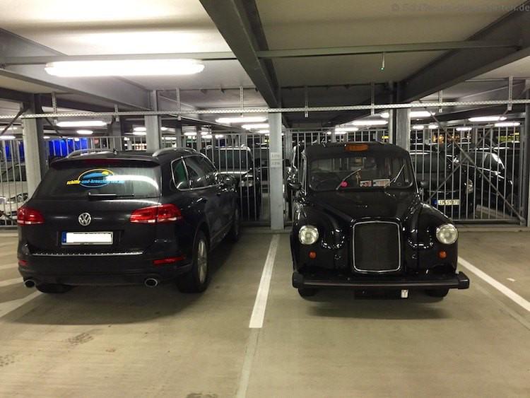 Parken im Kreuzfahrthafen: Hier sind eure Autos gut aufgehoben