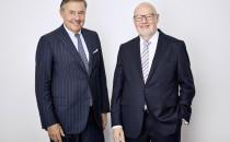 Alfred Hartmann (Reederei Hartmann Leer) wird neuer VDR Präsident