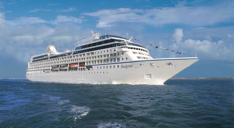 MS Insignia (ex R One / Columbus 2) / © Oceania Cruises