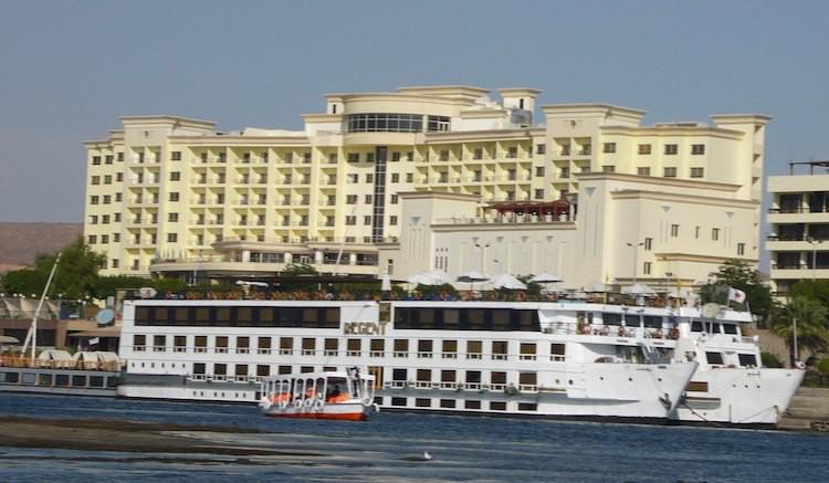 Regent - Nilkreuzfahrtschiff
