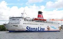 Stena Danica heizt mit Göteborgs Müll