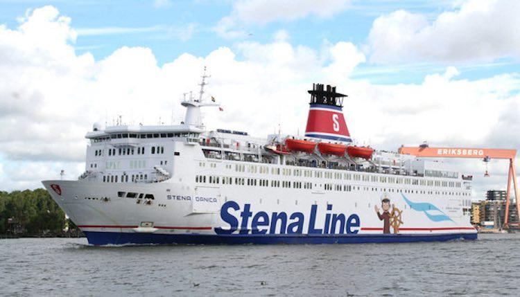 Stena Danica / © Stena Line