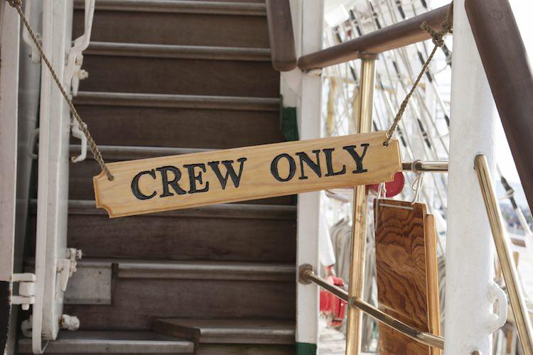 Crewmitglieder erzählen von ihrer Arbeit und ihrem Leben an Bord / © Connectjobs
