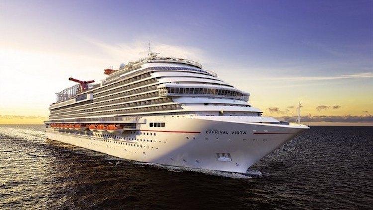 Carnival Vista - das neue Kreuzfahrtschiff von Carnival / © Carnival Cruise Line