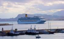 Costa Serena: 3400 Chinesen blieben im Hafen einfach an Bord
