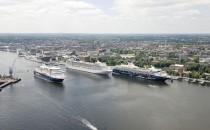 Güterumschlag und Passagierzahlen stiegen auch 2014 weiter an in Kiel