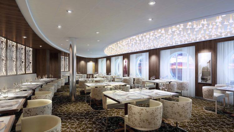 """Neues Restaurant-Konzept """"Luminae"""" für Suitengäste / © Celebrity Cruises"""