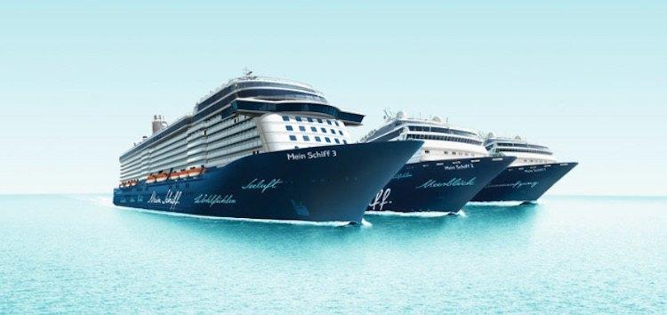 Mein Schiff Flotte / © Tui Cruises
