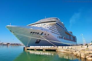 MSC Kreuzfahrten streicht alle Türkei-Besuche ihrer Kreuzfahrtschiffe