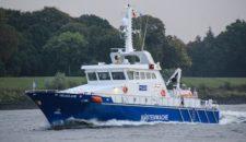 """Neues Polizei-Küstenboot """"Helgoland"""" für Schleswig Holstein"""