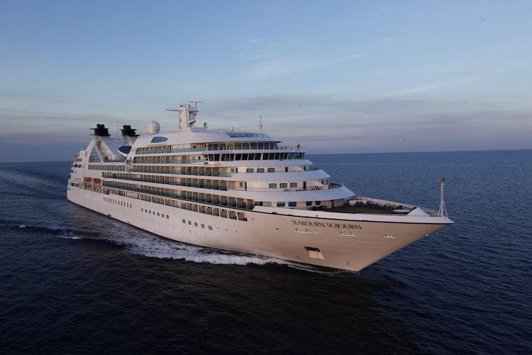 Seabourn Sojourn / © Seabourn Cruises