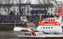 Eiswett-Stiftungsfest 2015: 418.000 Euro für Seenotretter (DGzRS)
