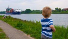 Shipspotter: Die beliebtesten Foto-Plätze in Deutschland