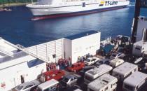 Günstig mit TT-Line und dem Wohnmobil nach Schweden