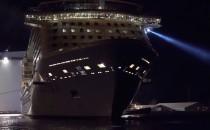 Anthem of the Seas muss ins Blohm & Voss Dock Hamburg