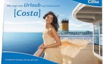 Neuer Costa Kreuzfahrten Katalog 2016/2017