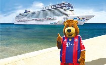 Fussball-Kreuzfahrten mit dem Kidsclub vom FC Bayern