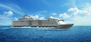 Harmony of the Seas: Oasis 3 Neubau / © Royal Caribbean