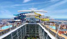 Details der Harmony of the Seas: Das größte Schiff der Welt