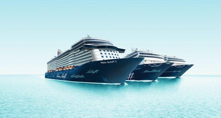 Rauchen auf der Mein Schiff Flotte / © TUI Cruises