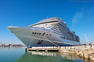 MSC Fantasia von MSC Kreuzfahrten
