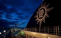61 Tage Kreuzfahrt mit MSC Lirica von Südamerika nach China