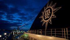 MSC Lirica kommt verlängert aus der Werft