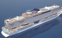 Neues MSC Seaside Kreuzfahrtschiff ganzjährig ab Miami